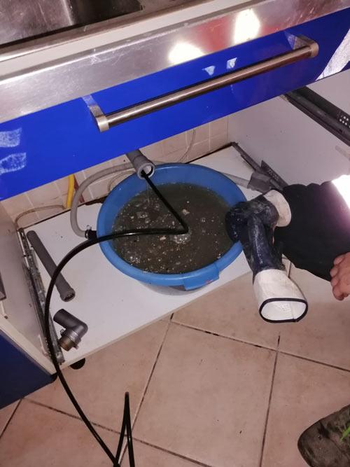 disotturazioni tubazioni pavia